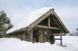 Sveinsbu - vinter 2010 -  Foto: Mette Martinsen, KOT