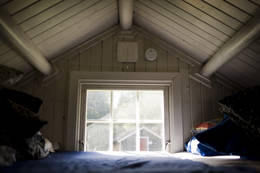Sovehems med plass til 3 - Foto: Marius Nergård Pettersen