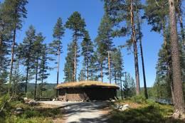Gapahuk  - Foto: Ane Killingstad