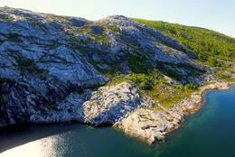 Åseli Elvefjorden Trollhola -  Foto: Tursiden for Bodø og Salten