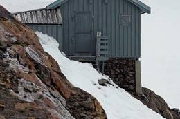 Sikringshytta på Tåkeheimen - Foto: Tommy Fure Øwre