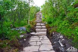 Keiservarden i Bodø - Foto: Tursiden for Bodø og Salten