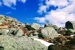 Snaudfjellplatået på veg mot Gyaaksla - Foto: Jens Wyludda