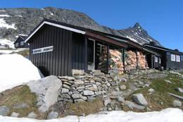 Olavsbu - Foto: DNT Oslo og Omegn