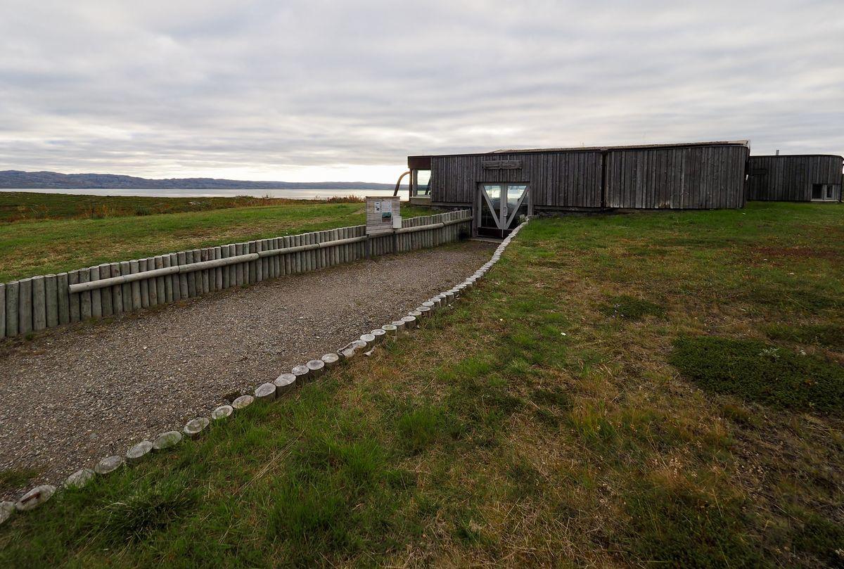 Mortensnes, museumsbygg