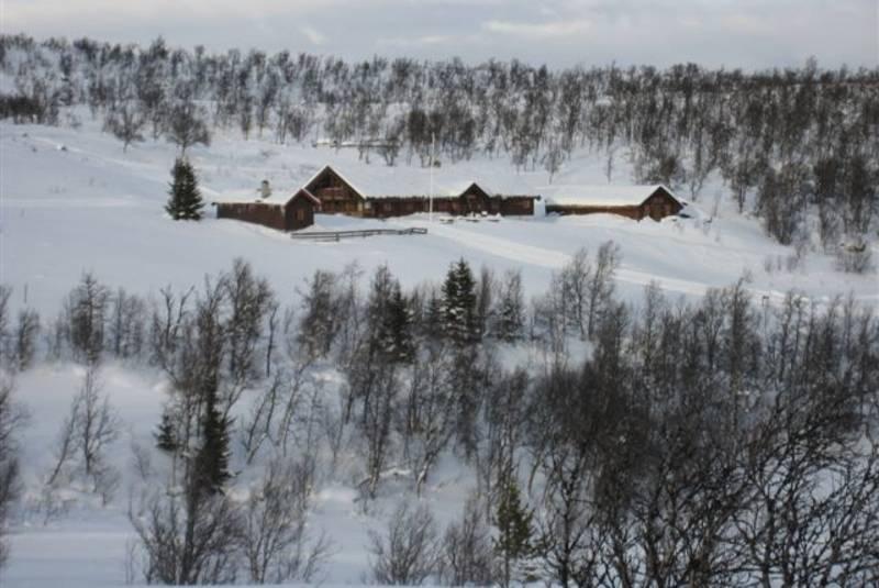 Hakkesetstølen Fjellstugu