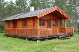 Tømmerhytte Ole Reistad Senter