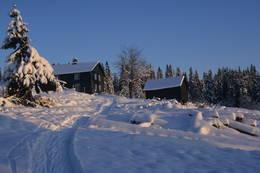 Snellingen Gård ligger like ved - Foto: Per Roger lauritzen
