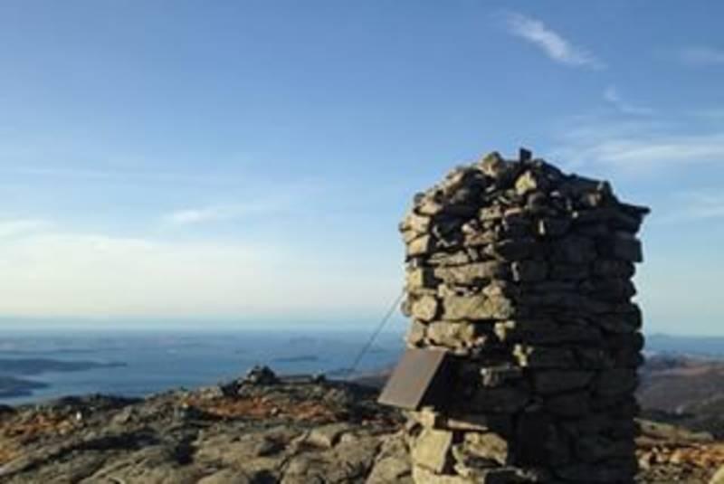 Moslifjellet som medlem av Stavanger Turistforening er du med eier i fjellet