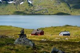 Åsedalen -  Foto: Joakim Vatnaland