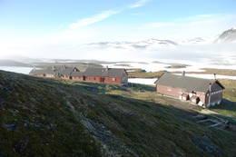 Litlos i morgendis - Foto: Sverre. A. Larsen