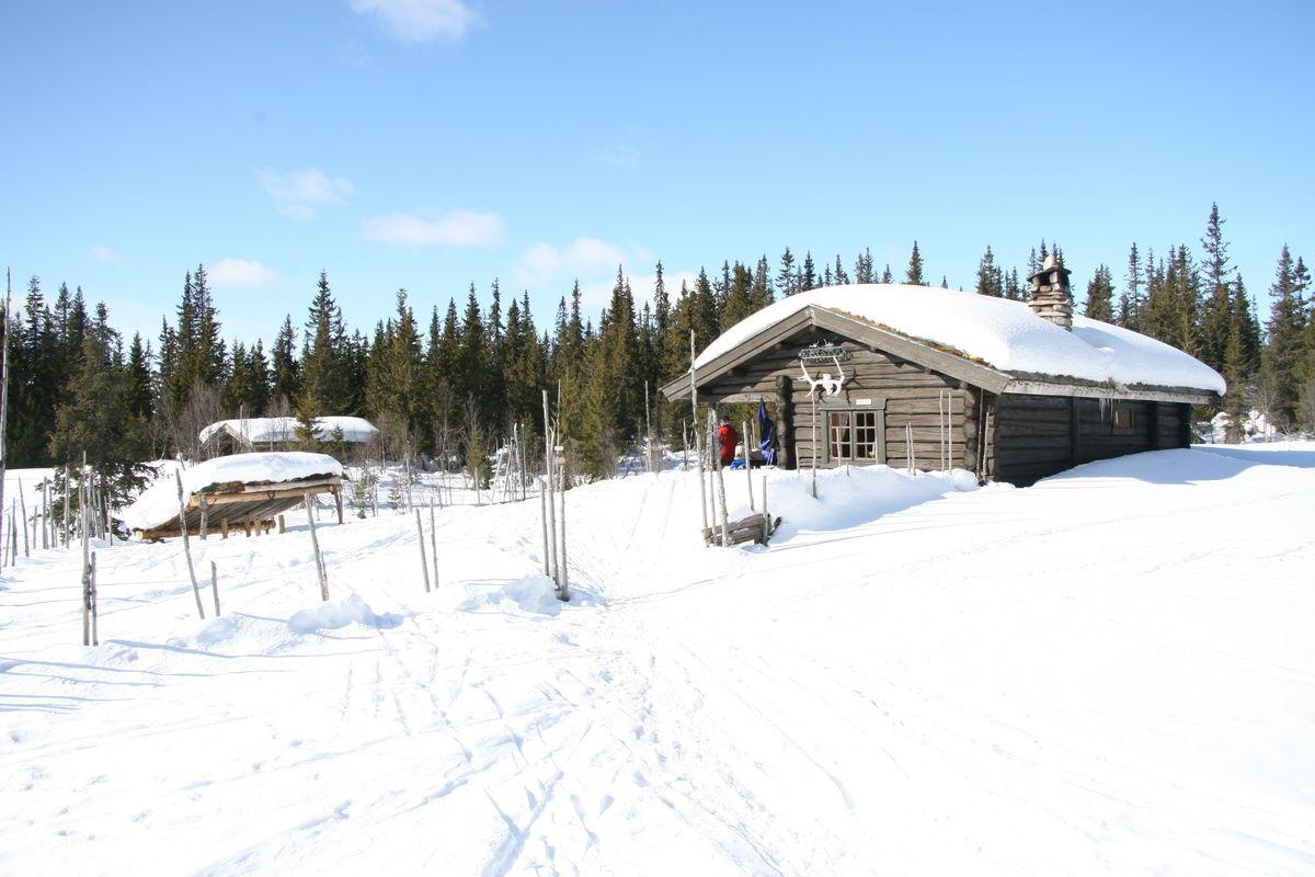Øvre Fjellstul mars 2010