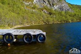 Skivikvatnet på Straumøya -  Foto: Tursiden for Bodø og Salten