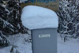Oterlihøgda - Kjentmannsmerkepost i Odalen i 2013 -  Foto: Knut Lysell