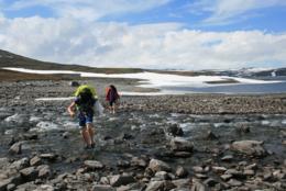 ETAPPE 16.1 • SOMMER 2015     INDRE TROMS • FINNMARKSVIDDA -  Foto: Gunnar Alberg
