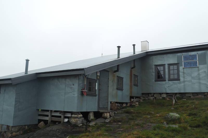 Heibergtunet er av de mest spesielle hyttene.