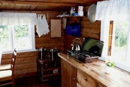 Kjøkken -  Foto: Hanne Enger