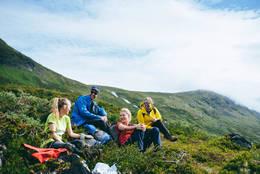 Jotunheimen - Foto: Marius Dalseg Sætre