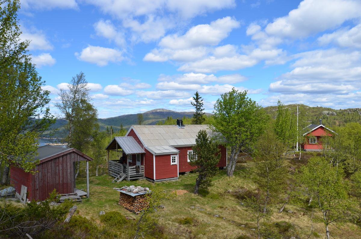 Hovstøyl - før juni 2018