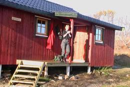 Inngangspartiet - Foto: Bodø og Omegns Turistforening