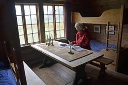 Å skrive seg inn i protokollen er viktig - Foto: Odd Inge Worsøe
