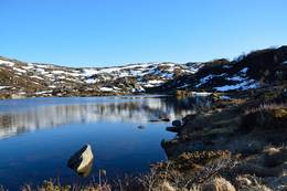 Morgonsvatnet sett frå nord - Foto: Roald Årvik