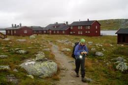 Ut fra Krækkja - Foto: Hilde L. Magnussen