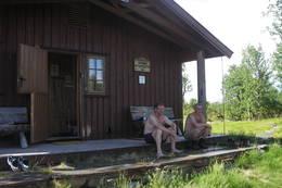 Vetåbua - Foto: Lillehammer og Omland Turistforening