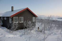Altevasshytta, Indre Troms. - Foto: Robert Kamben