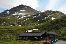 -  Foto: Jotunheimen fjellstue
