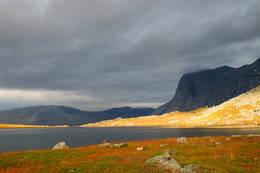 Fine fjellvann i dette området - Foto: Kjell Fredriksen