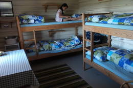 Soverom med 4 sengeplasser - Foto: