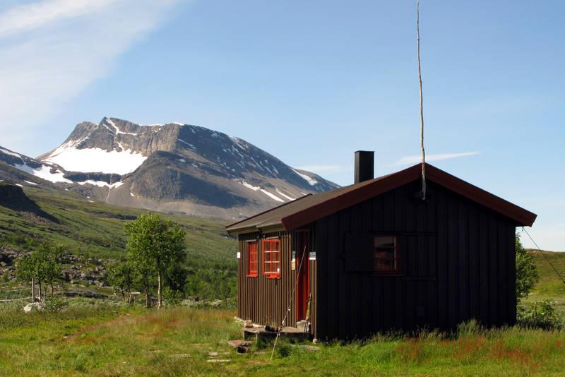 Rostahytta i Indre Troms