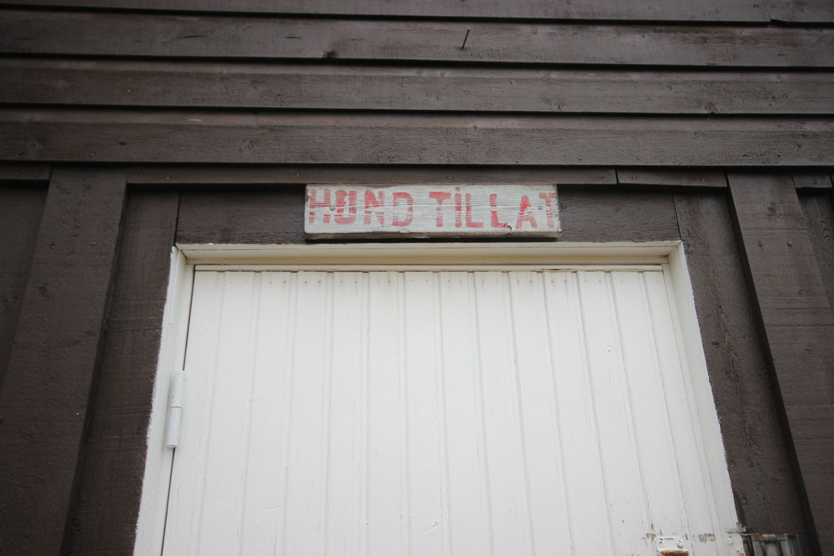 Toralfsbu, skiringshytta