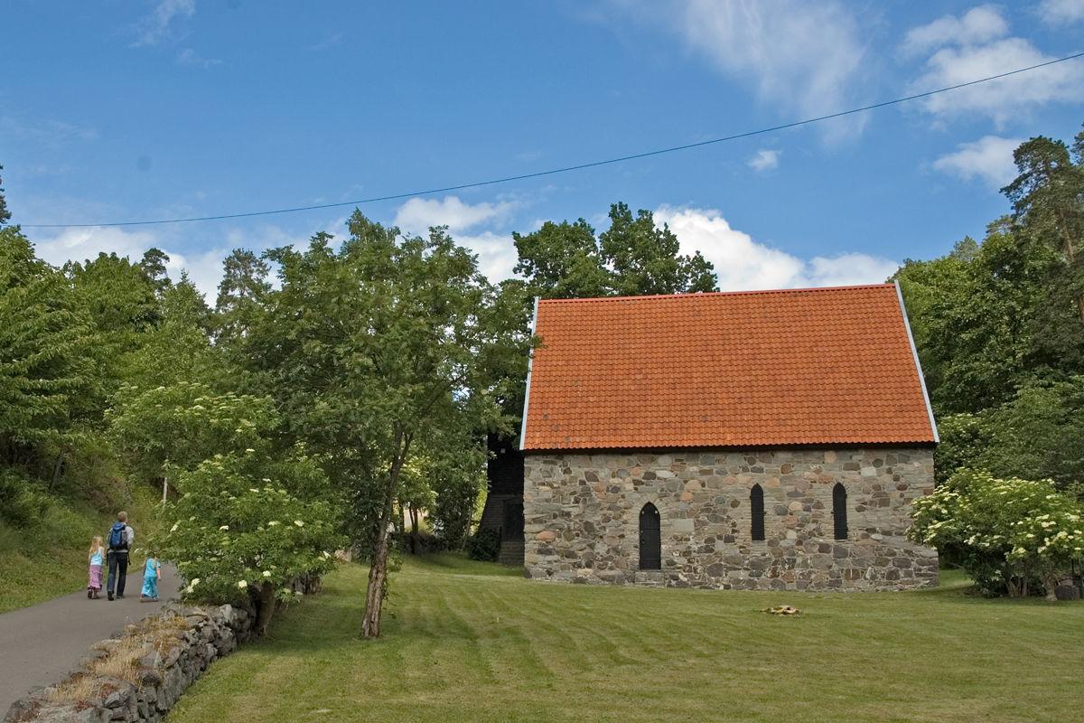 Løvøykapellet