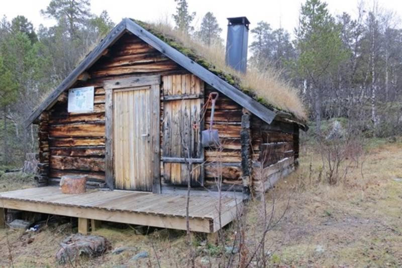Åpen hytte AN hytta
