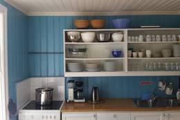 Velutstyrt kjøkken - Foto:
