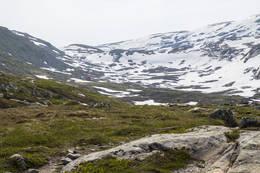 På vei mot Stavali - Foto: André Marton Pedersen