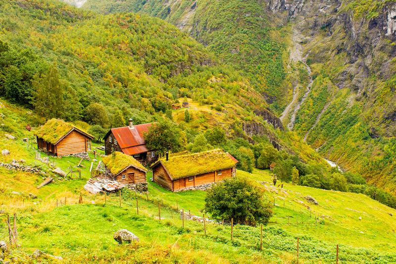 Avdalen gard - Foto: Jørn Følstad