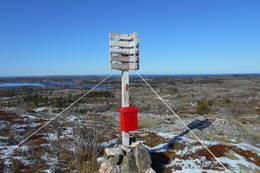 Kolåsheia, 90 moh -  Foto: Johan Eide