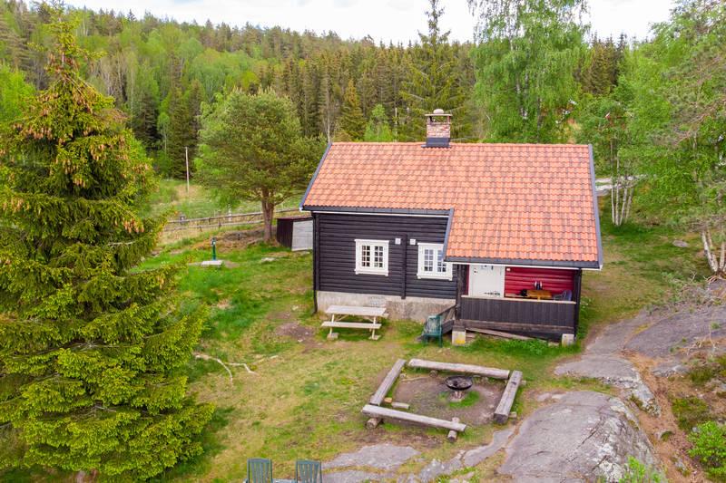Oversikt over hytte 03