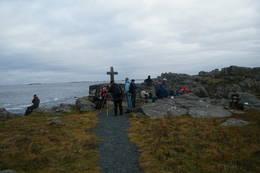 Fishermens Memorial - Foto: Torfinn Dommersnes
