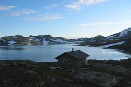 Sauvasshytta - Foto: Øyvind Lillerødvann