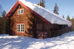 Myrseter fra sydøst - Foto: DNT Oslo og Omegn