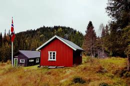 Høst på Sommerseter - Foto: