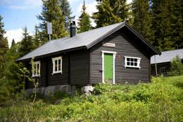 Stallen - DNT nøkkelhytte  - Foto: Telemark Turistforening