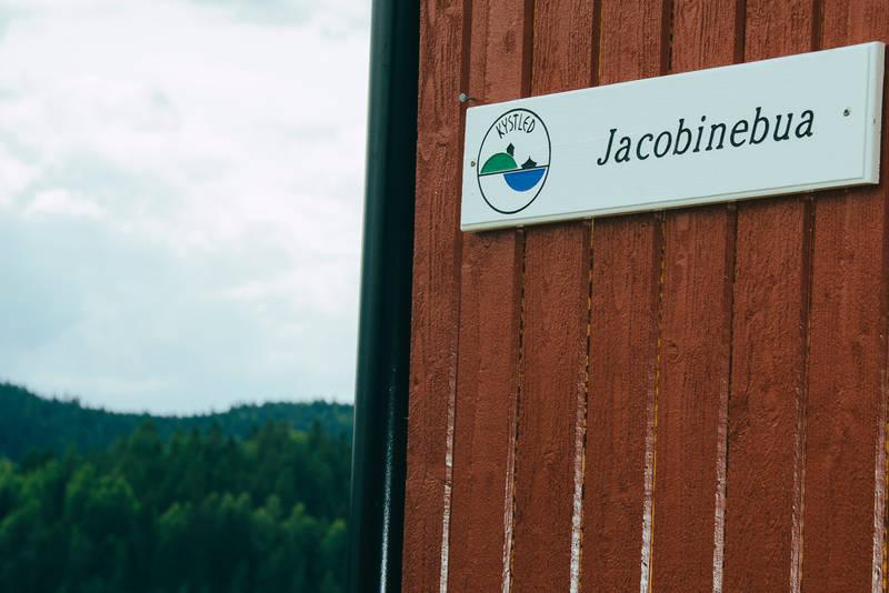 Jacobinebua i Drøbak.