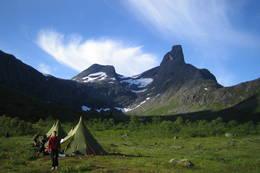 Romsdalshorn - Foto: Ukjent