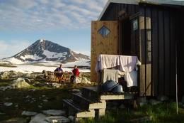 Skarvassbu - Foto: Troms Turlag