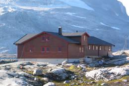 Veltdalshytta - Foto: Ålesund-Sunnmøre Turistforening